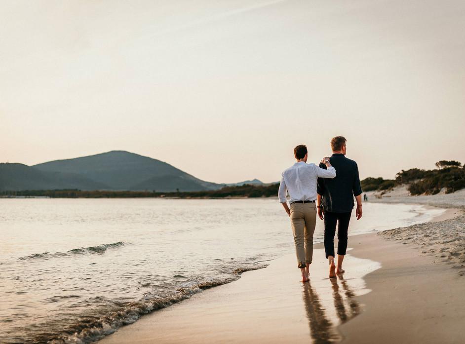 From Norway to Alghero pre-wedding shoot, Sardinia Wedding Photographer