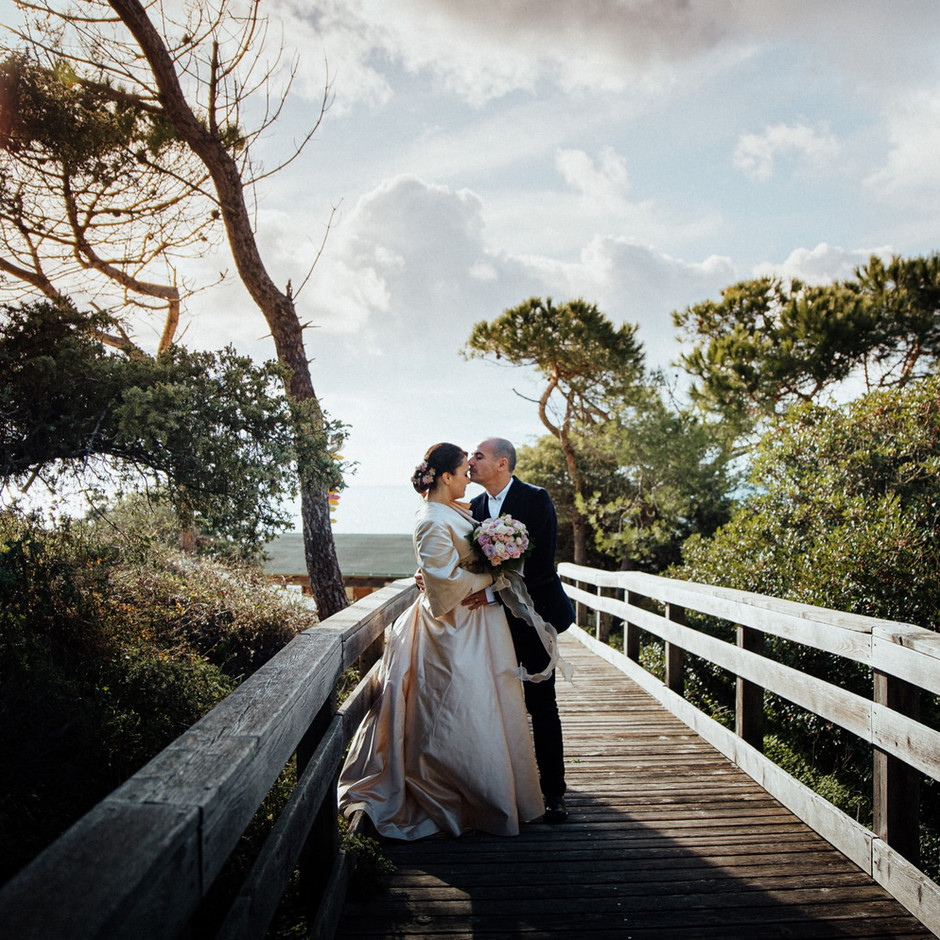 Sardinia Winter Wedding in Alghero, Villa Loreto Wedding Photographer