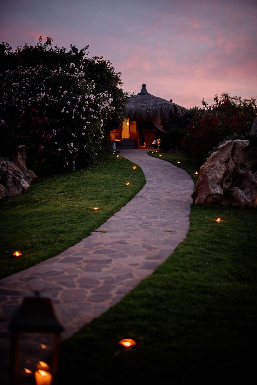 Sardinia Wedding Planner Exclusive Photographer Hotel Ollastu Night Atmosphere