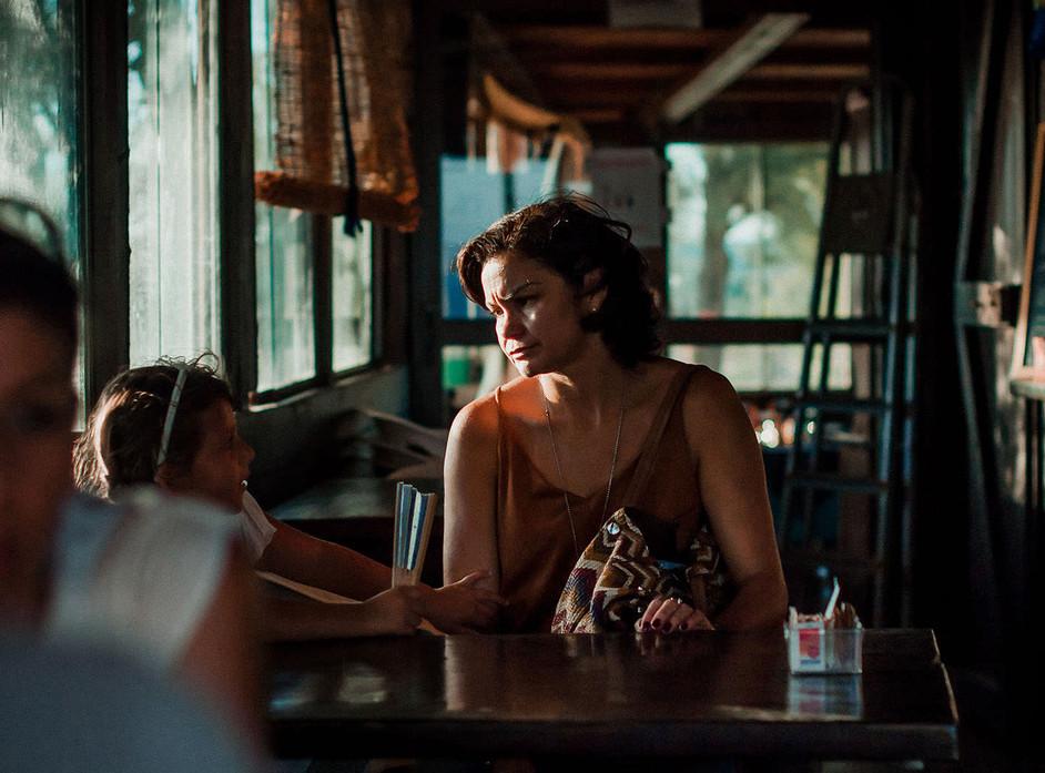 Stranger souls: faces between lights and shadows, Sardinia storyteller