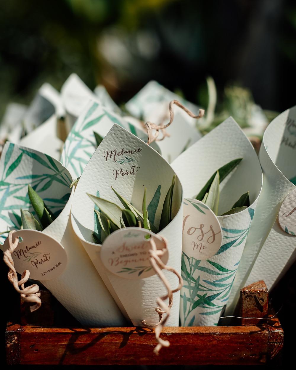 Sardinia Wedding Planner Design Exclusive Confetti Toss Photographer