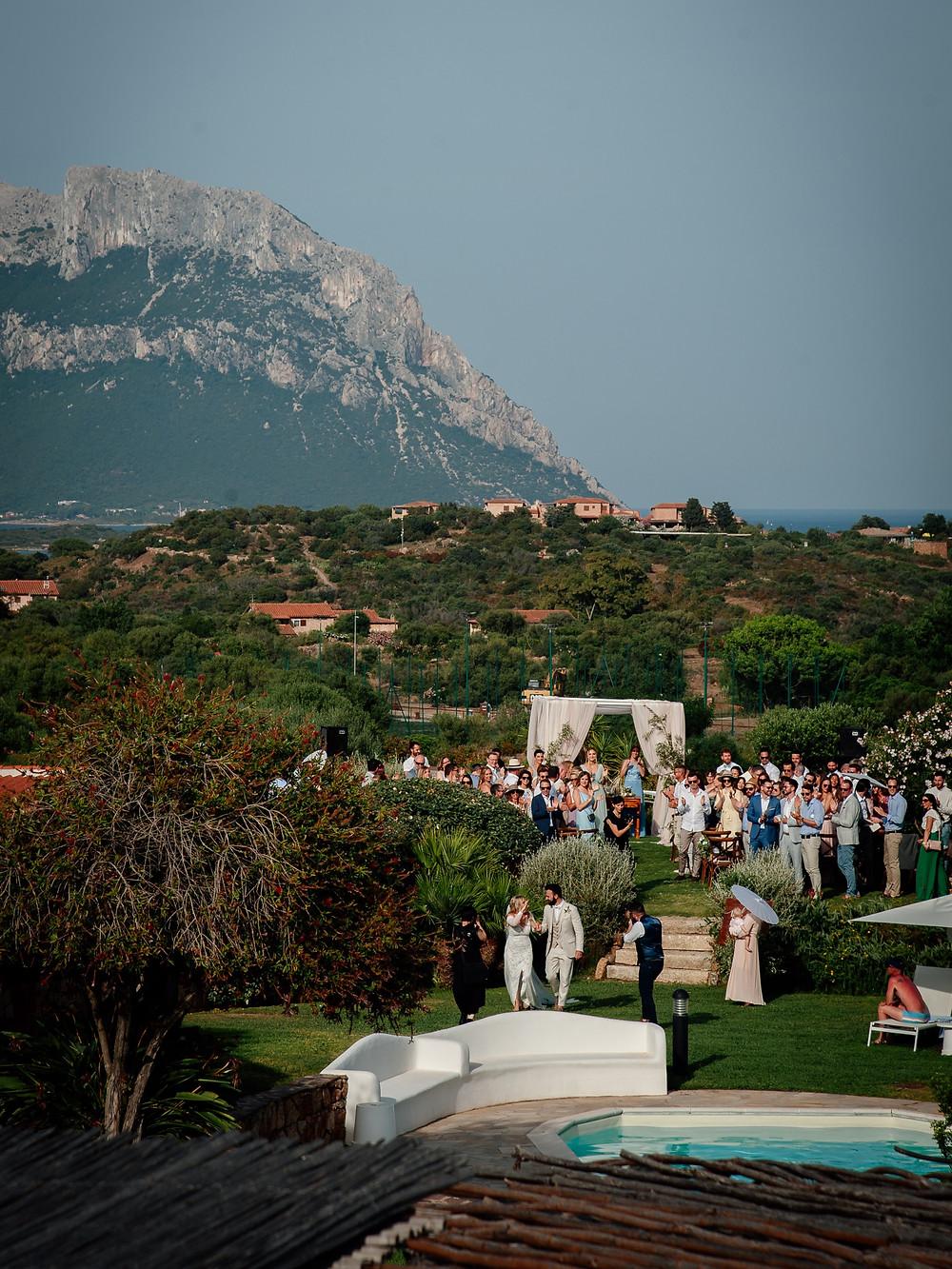 Sardinia Wedding Planner Exclusive Photographer Ceremony Tavolara Hotel Ollastu