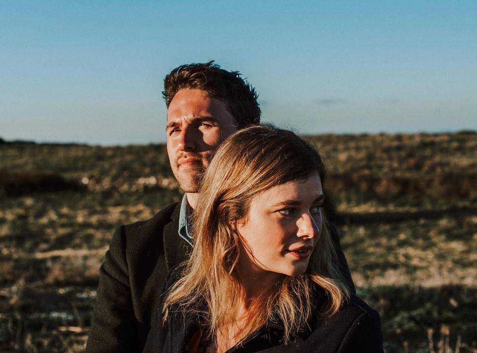 Couple and Engagement Photographer - Palmadula countryside, Argentiera Sardinia