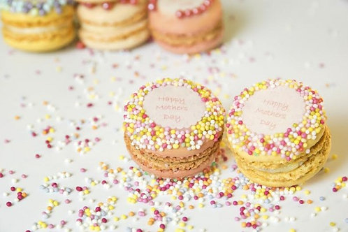 Mother's Day Macarons (1Dz)