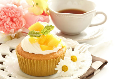 Mango Cupcake (1dz)