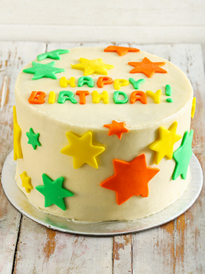 Special Star Cake