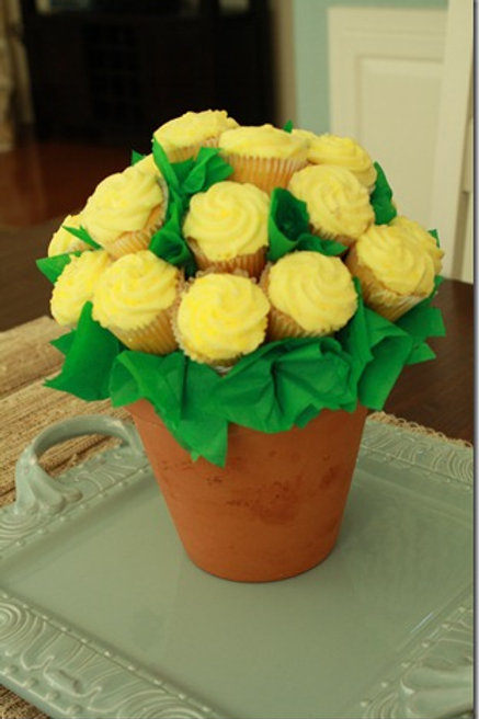 Mini Cupcake Bouquet (2Dz)