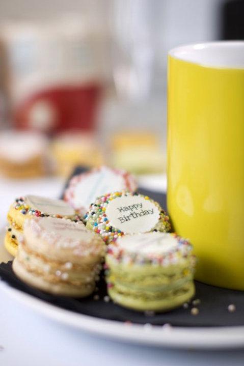 Personalized Macarons (1Dz)