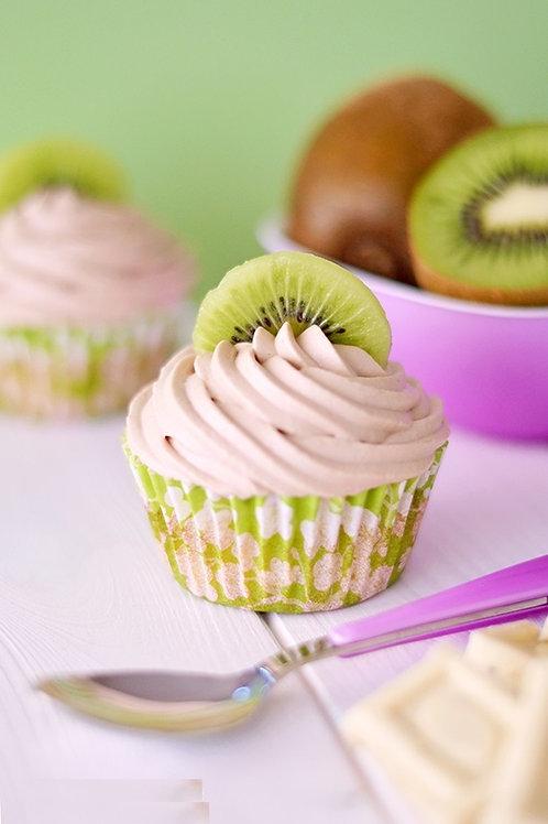 Kiwi Cupcakes (1dz)