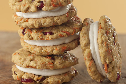 Carrot Cake Cookies (1dz)