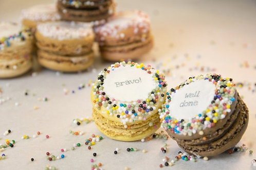 Well Done Macarons (1Dz)