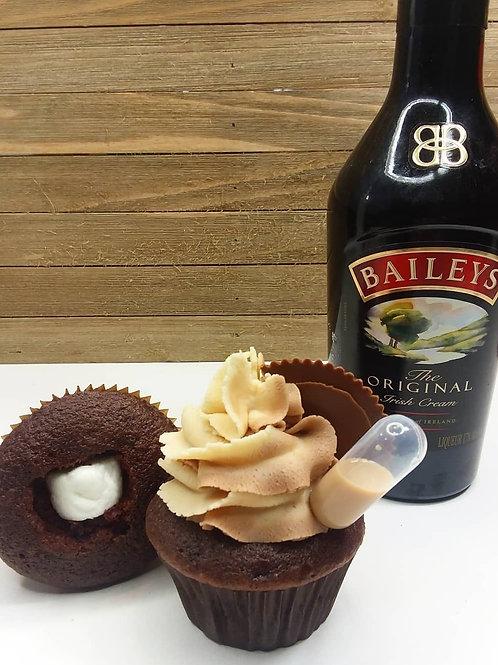 Baileys Cupcake (1dz)