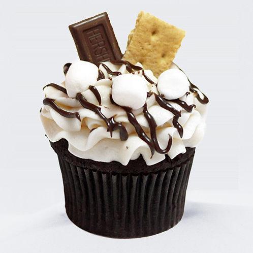 SMores Cupcakes (1dz)