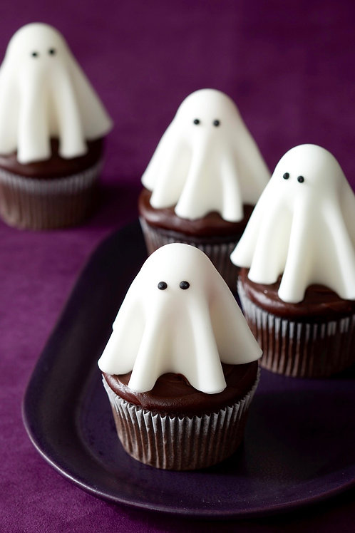 Ghost Cupcakes (1dz)