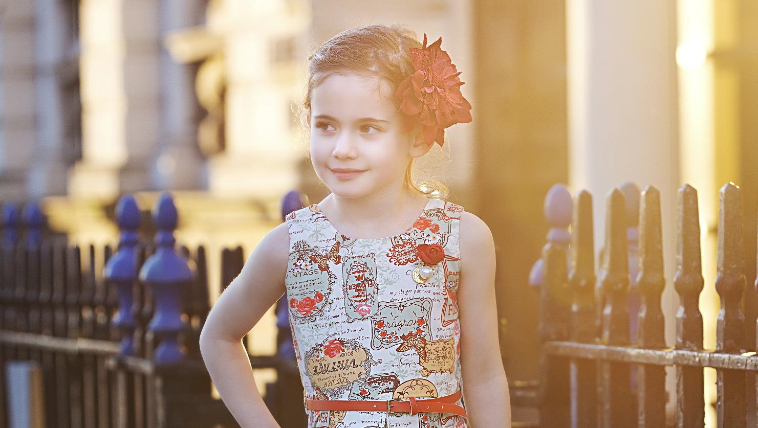 Child model Belfast