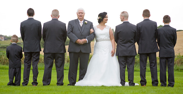 Wedding photographer of Belfast