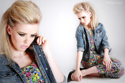 Fashion photographer Belfast