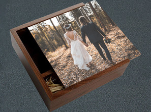 How to securely store wedding images for a life time?