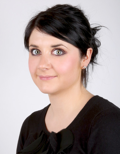 Professional headshot photographer Belfast
