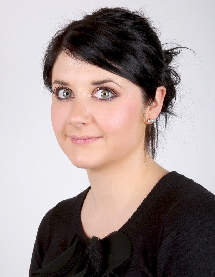 Professional headshot photographer Belfast