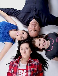 Family Portrait Photographer I Belfast I MagicEye Design