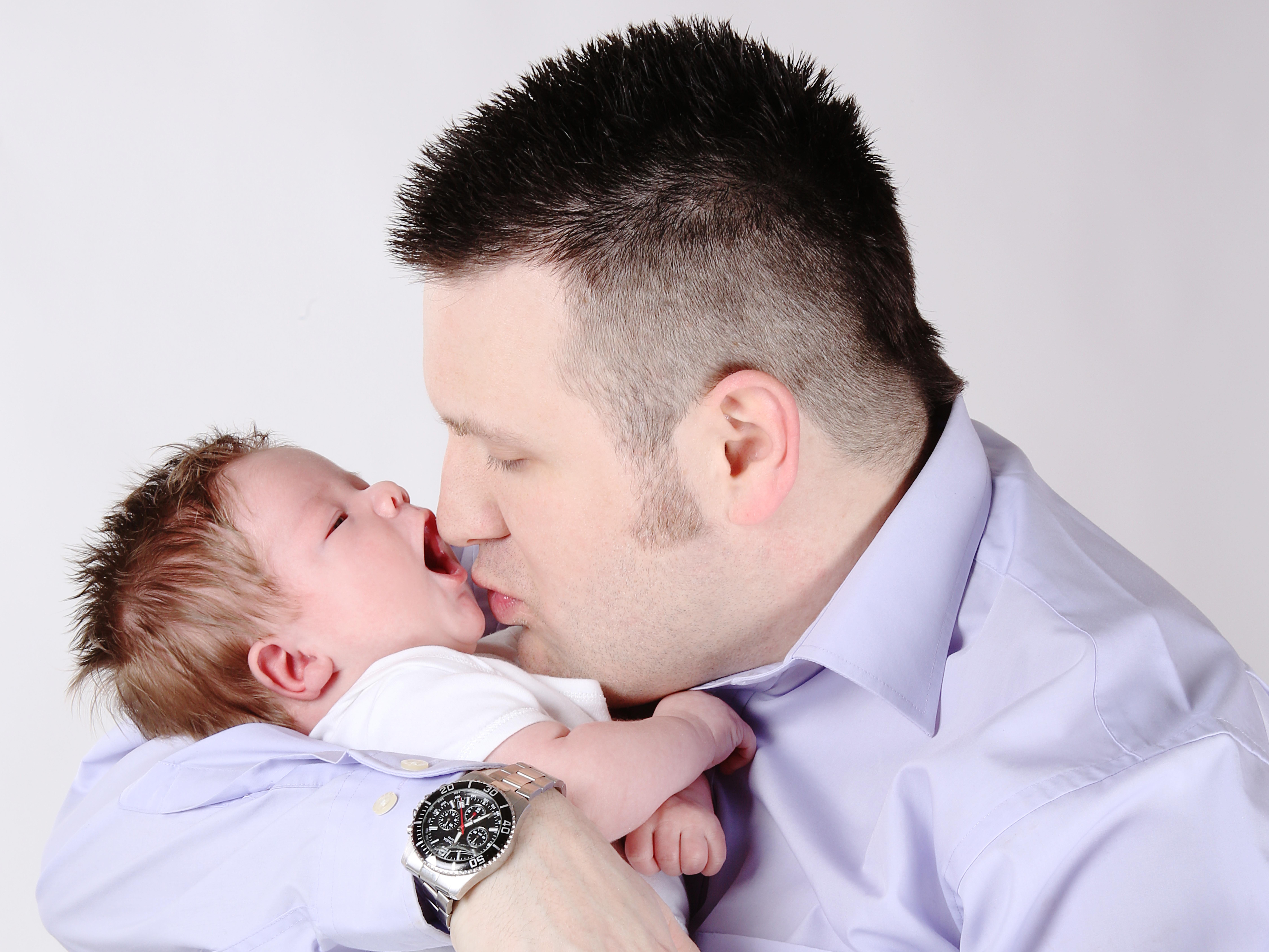 newborn baby photo shoot Belfast