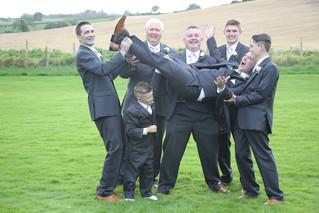 Wedding photographer in Belfast