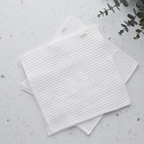 Unpaper towels - 100% cotton waffle