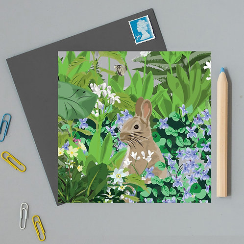 Watlington rabbit card
