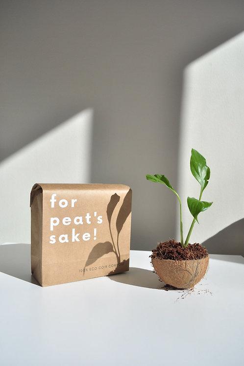 Coir compost - For Peat's Sake