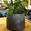 Thumbnail: Large raku plant pot