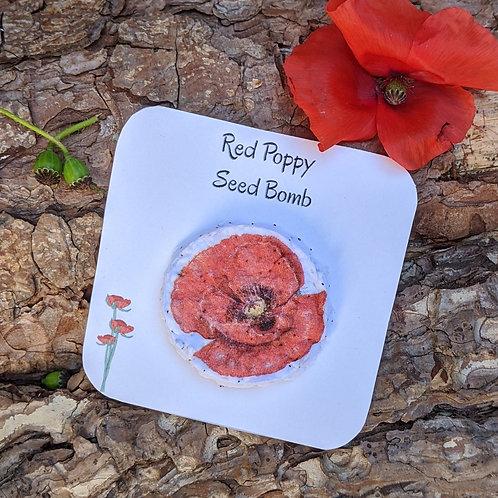 Poppy seed bomb