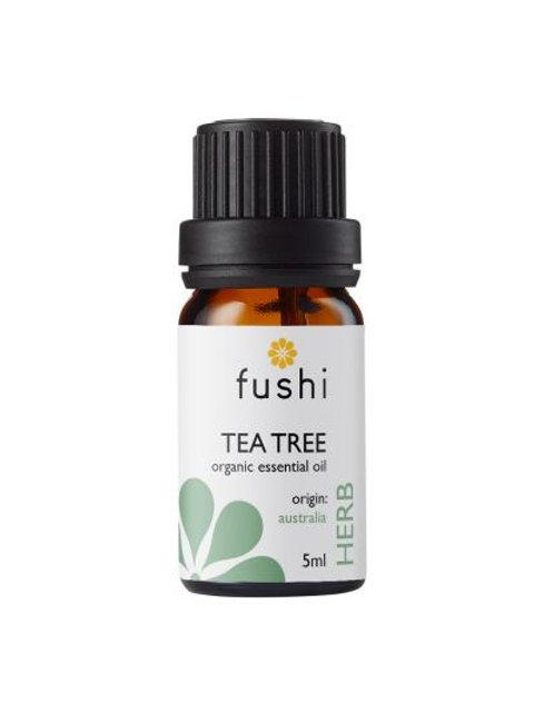 Organic tea tree essential oil (5ml)