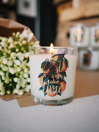 Cole & Co neroli celebration candle