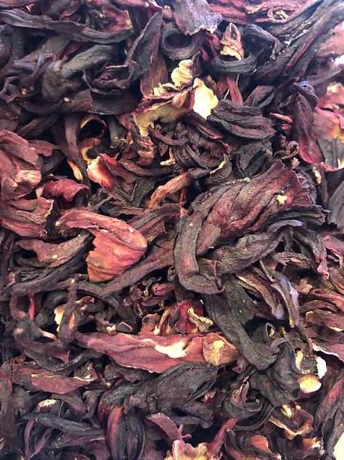 Hibiscus petals (50g)