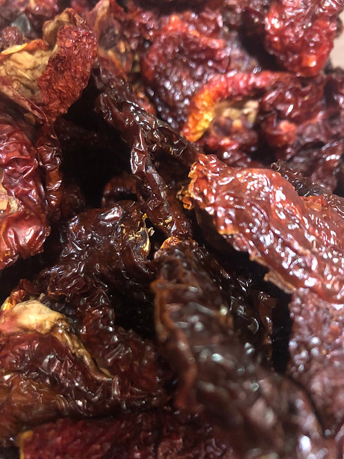 Organic sun dried tomatoes (100g)