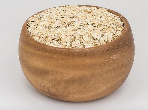 Gluten free organic rolled oats (100g)
