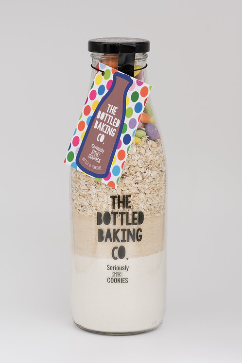 Bottled Baking Company seriously smart cookies