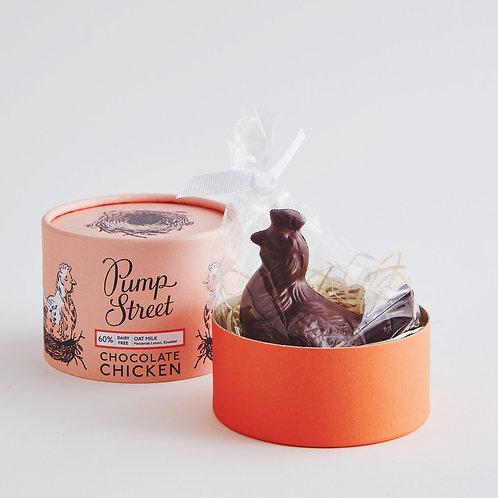 Oat milk chocolate chicken