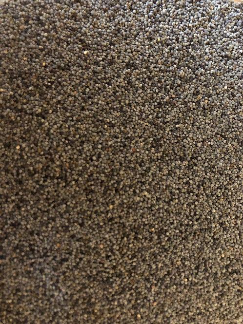 Organic poppy seeds (100g)