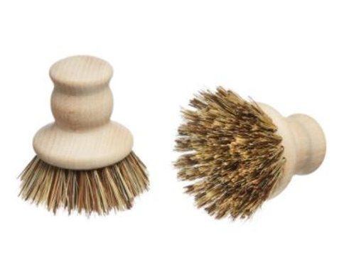 Pot brush
