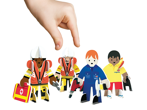 RNLI character pack