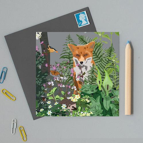 Watlington fox card