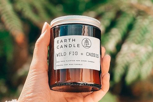 Earth candle (120ml)