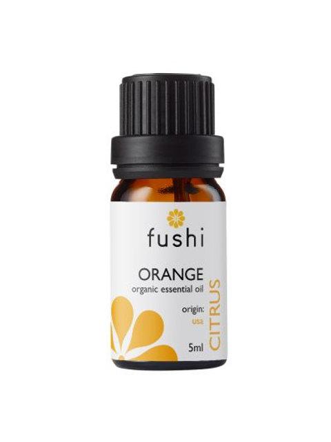 Organic orange essential oil (5ml)