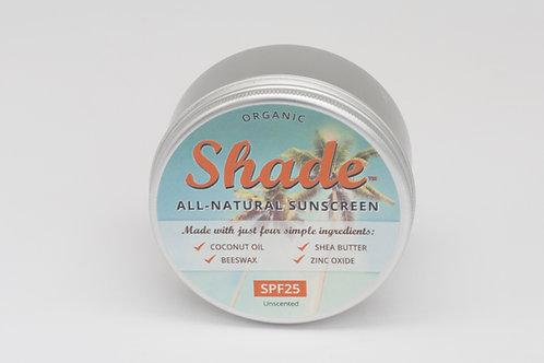 Shade All-Natural Sunscreen (100ml)