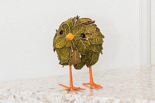 Green leaf chick
