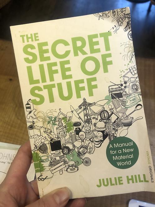 The secret life of stuff