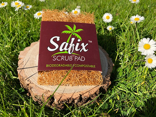Safix coconut fiber scouring pad