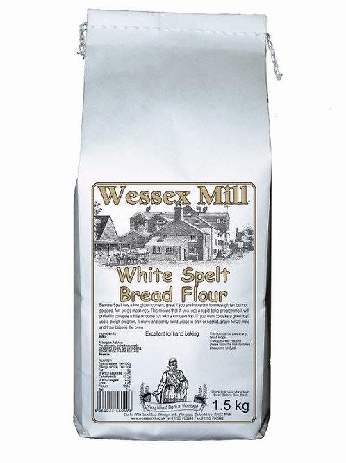 White spelt flour (100g)